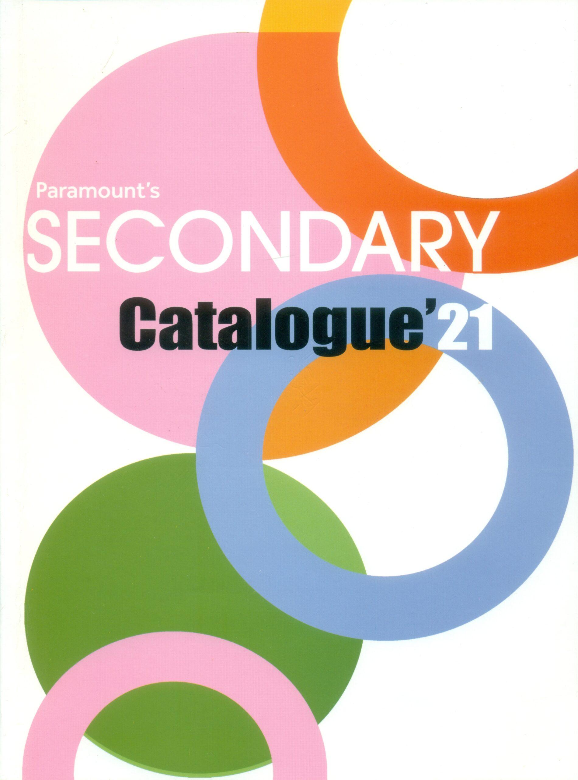 Paramount Secondary Catalogue 21