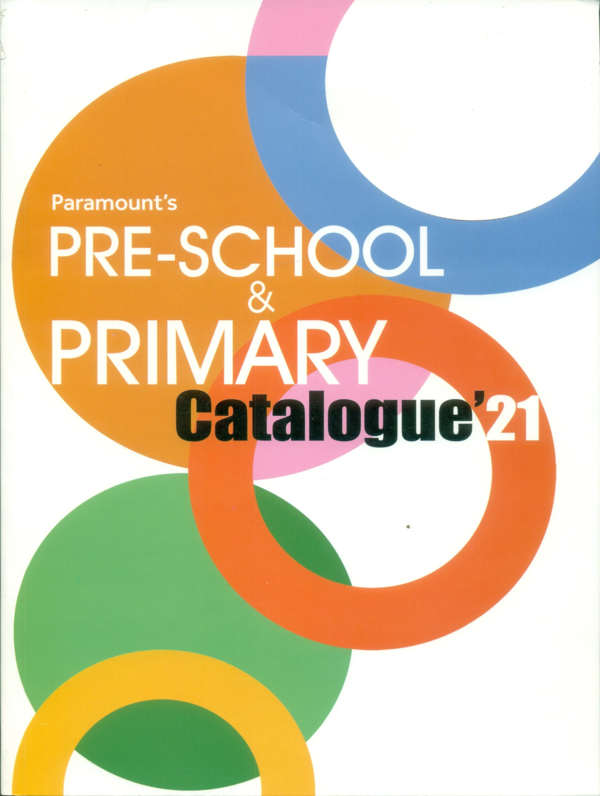 Pre-School & Primary Catalogue 21